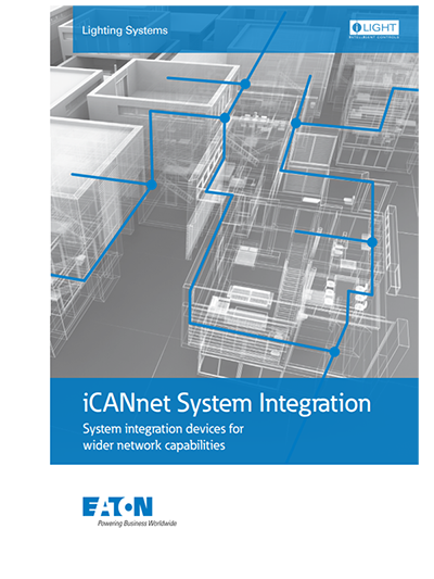 Ilight Icannet System Integration 400x533px